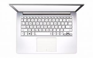 laptop toetsenbord werkt niet