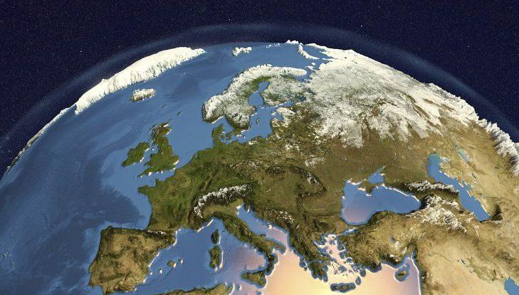 west europese landen