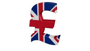 de britse pond teken