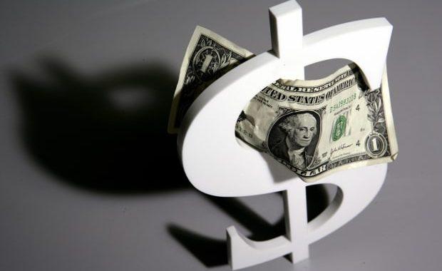 geschiedenis dollarteken